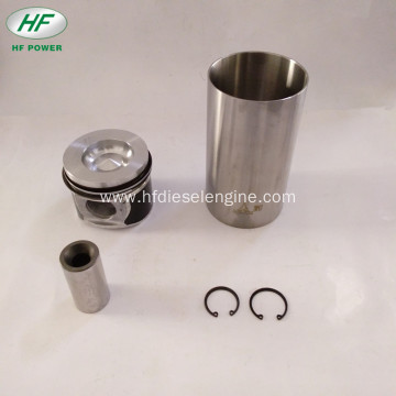 Piston cylinder liner kit for Deutz BF4M2012 diesel engine